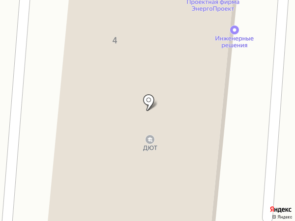 Дом юных техников на карте Королёва