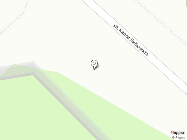 Суши тут на карте Люберец