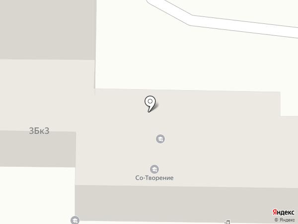 Браво на карте Королёва