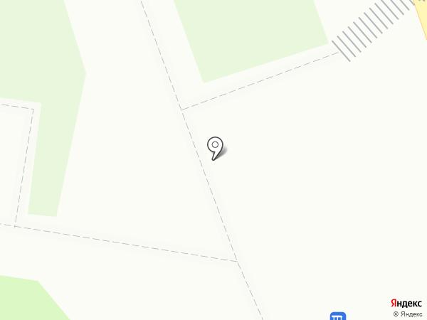 Рэкс-М на карте Москвы
