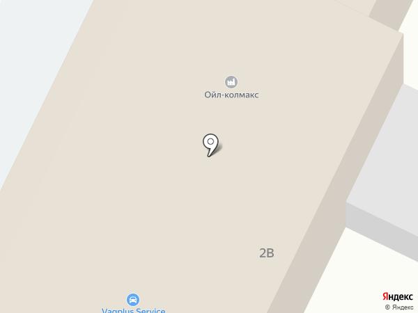 Гринтел-сервис на карте Пушкино