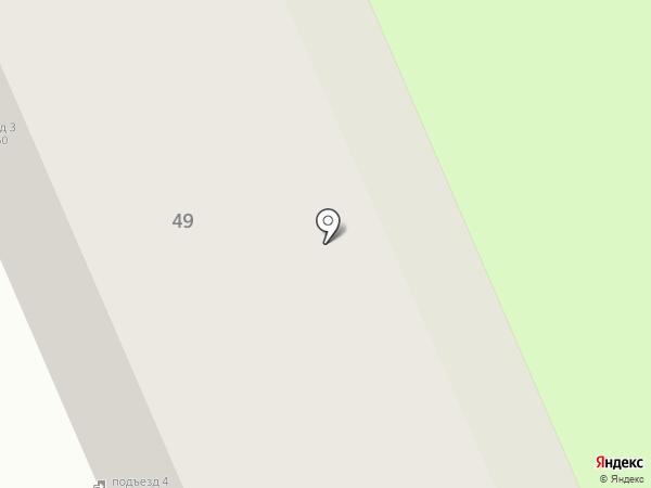 Септима на карте Реутова