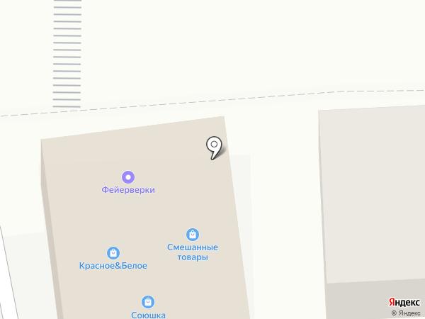12 СТУЛЬЕВ на карте Старого Оскола