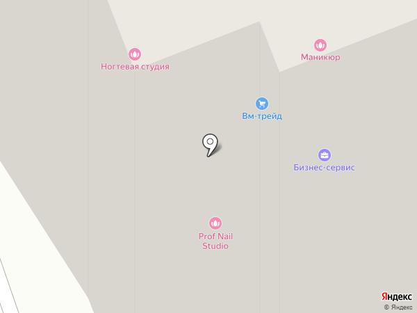 Городской центр недвижимости на карте Реутова