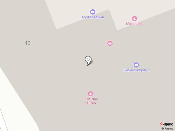 СК Согласие на карте Реутова