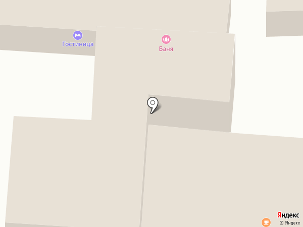 Малиновка, ресторанно-гостиничный комплекс на карте Макеевки