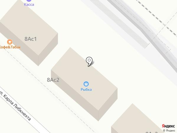 Платежный терминал, Московский кредитный банк, ПАО на карте Люберец