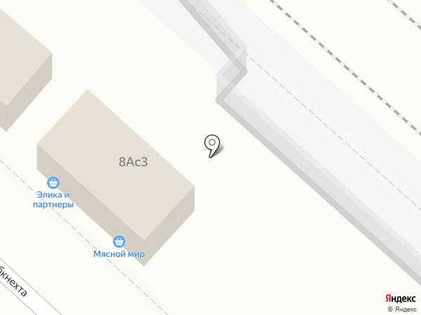 Шашлык хаус на карте Люберец