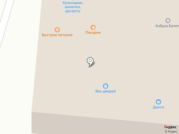 Лабиринт на карте Королёва