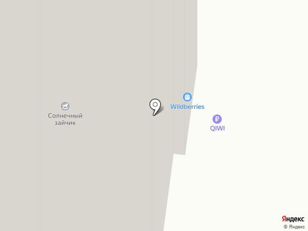 Жасмин на карте Реутова