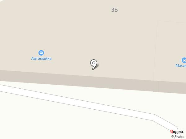 Автомойка на карте Королёва