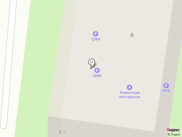 Телесто-М на карте Пушкино