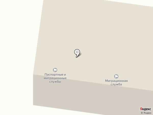 Ясиноватский городской отдел на карте Ясиноватой