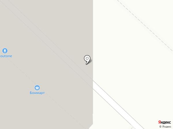 Бонмарт на карте Люберец