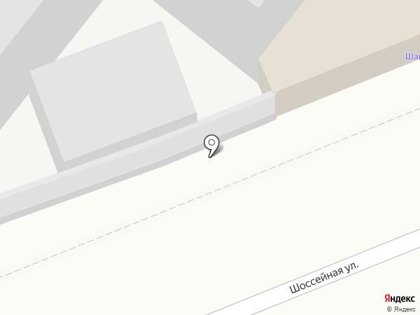 Автомастер на карте Люберец