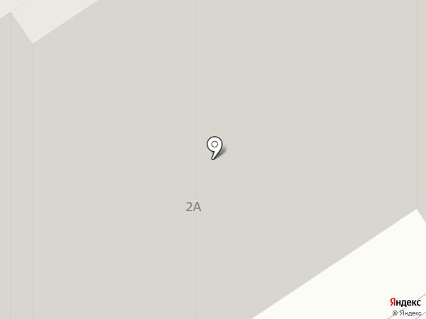 Красное & Белое на карте Пушкино
