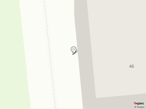 Ярче! на карте Пушкино