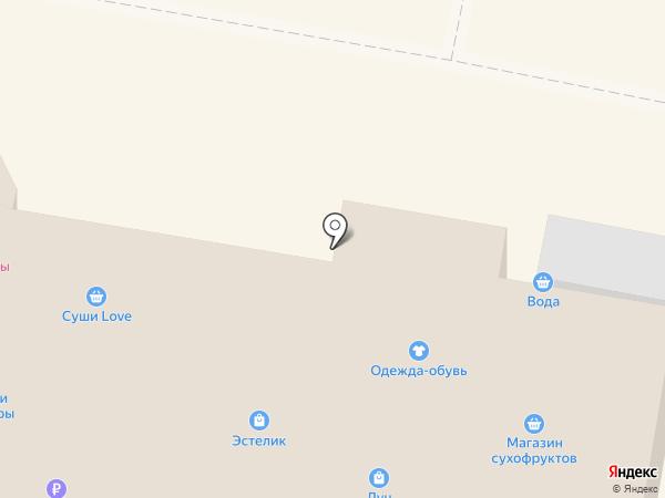 Диана на карте Дзержинского