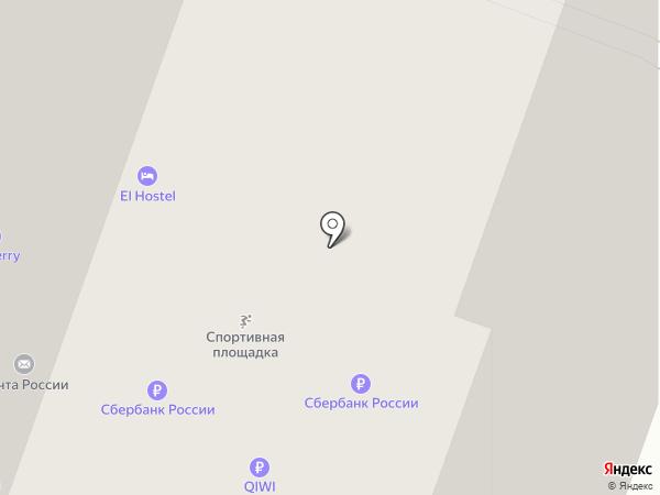 Infinity Lounge на карте Котельников