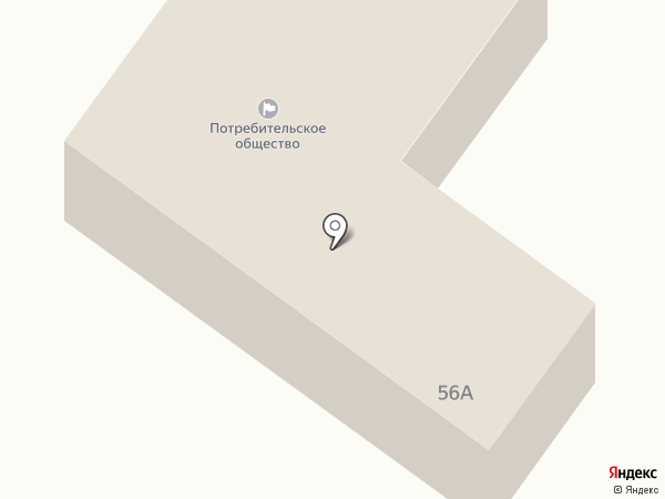 Королёвское ГОРПО на карте Королёва