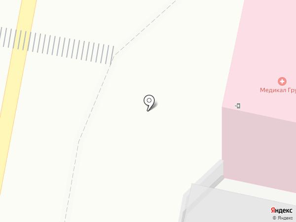 Медикал Групп на карте Реутова