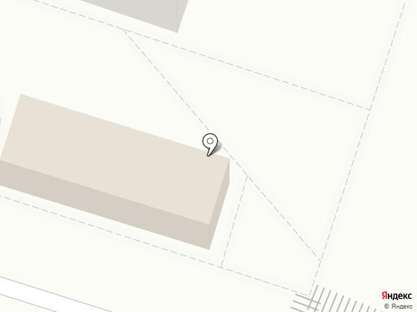 У дома на карте Люберец