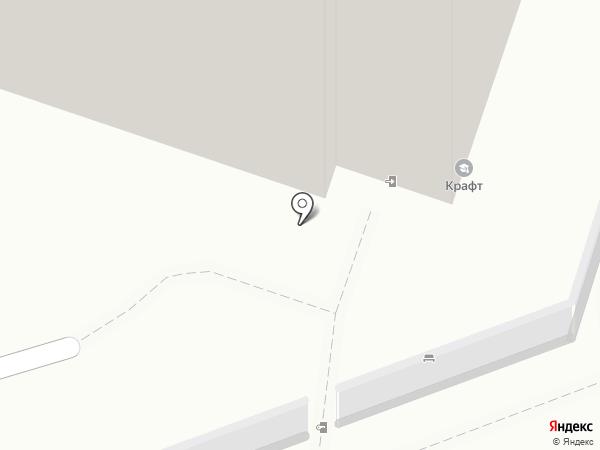 Территория фитнеса на карте Люберец
