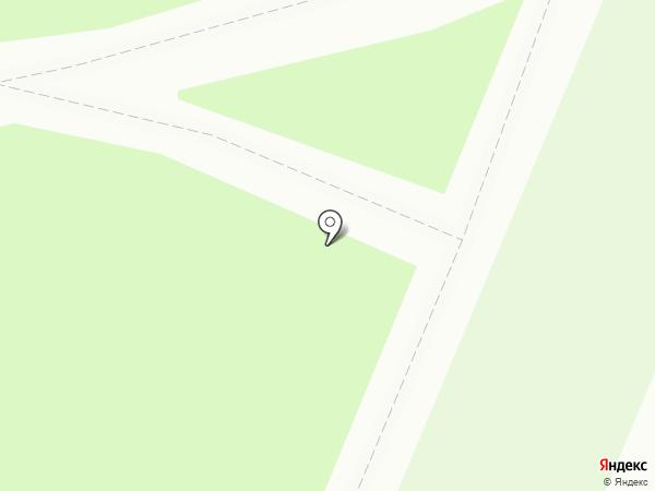 Продуктовый магазин на карте Лесных Полян