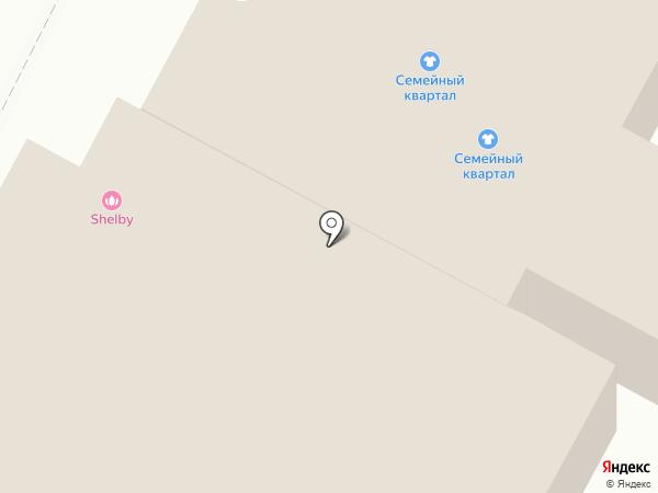МеталлСтиль на карте Макеевки