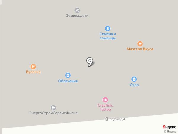 ЭнергоСтройСервисЖилье на карте Пушкино