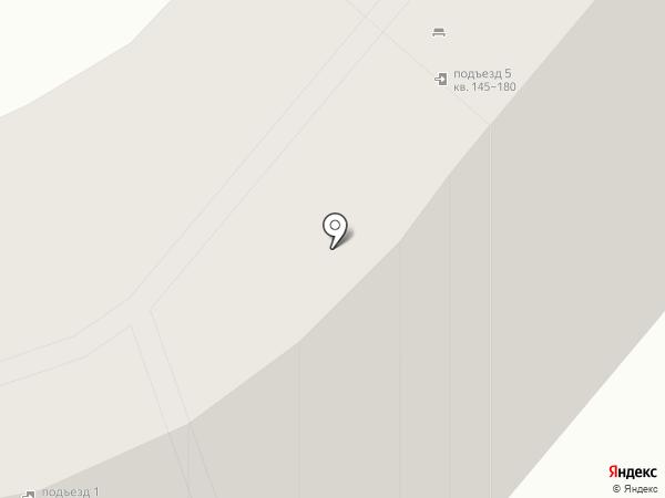 Бриз на карте Дзержинского