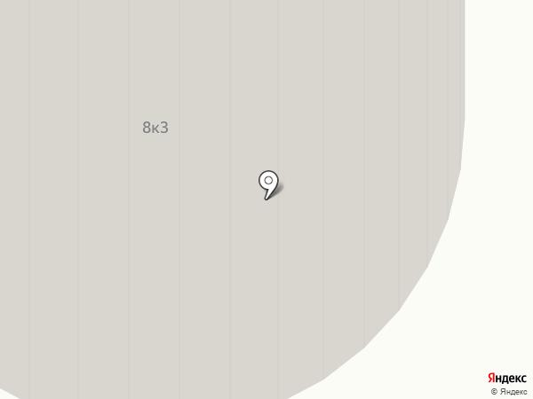 Фаскон на карте Реутова