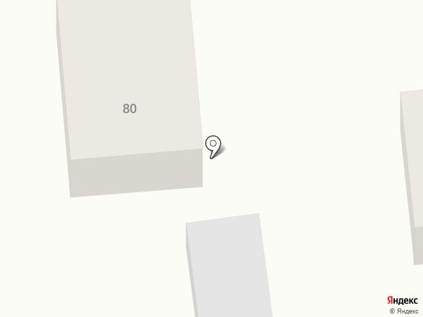 Мастерская автостекол на карте Старого Оскола