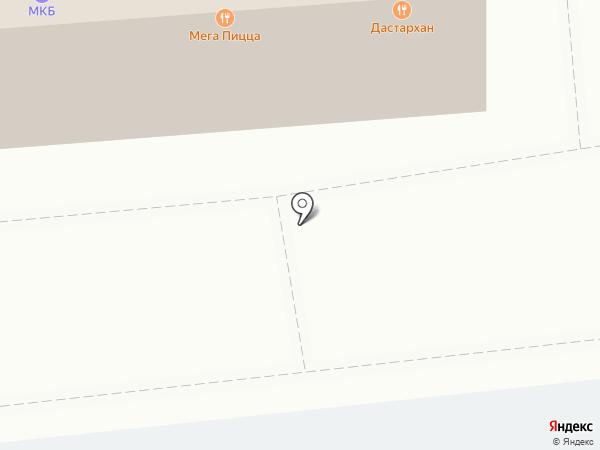 Платежный терминал на карте Пушкино