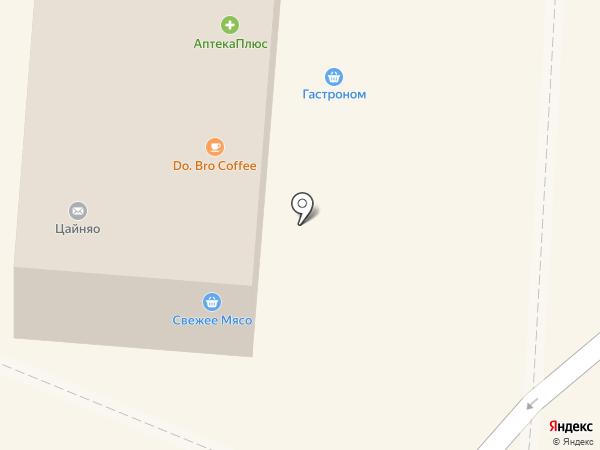 Магазин кондитерских изделий на карте Королёва