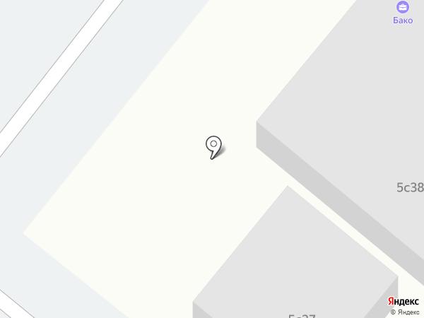 Парус Мебель на карте Котельников