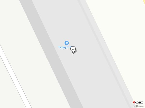РБС ГРУПП на карте Реутова