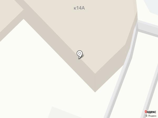 Масис на карте Люберец