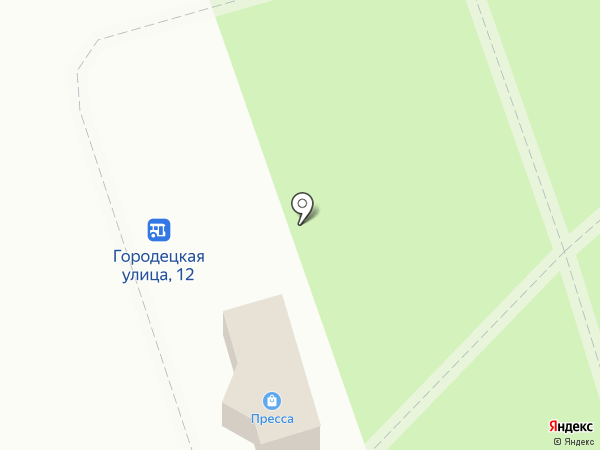 Амо-Пресс на карте Москвы
