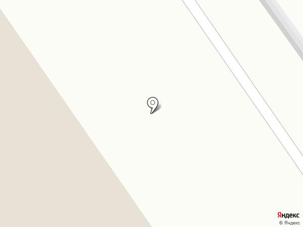 Компания по аренде пассажирского транспорта на карте Старого Оскола
