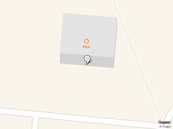 Магазин продуктов на карте Королёва