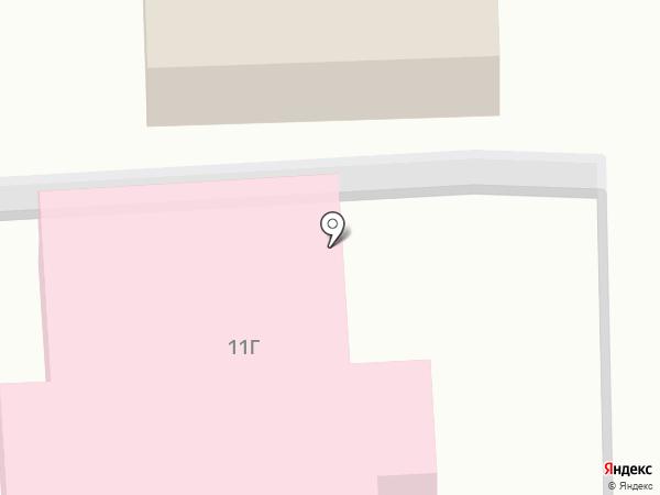 Ратибор на карте Старого Оскола