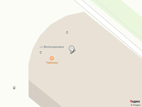 Hollywood diner на карте Котельников