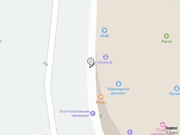 oodji на карте Королёва