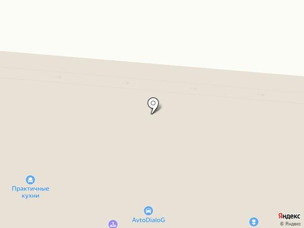 Добрый лис на карте Королёва