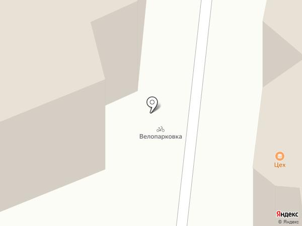 Луидор на карте Балашихи
