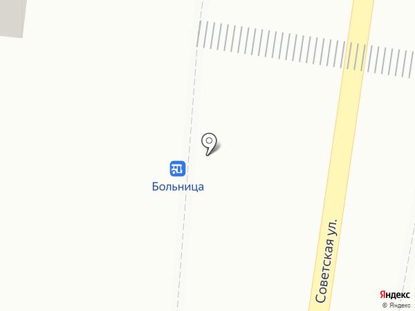 Магазин мясной продукции на карте Королёва