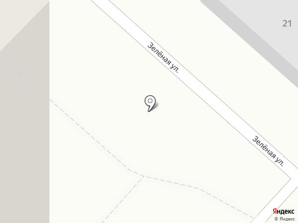 Клиника на Парковой на карте Люберец