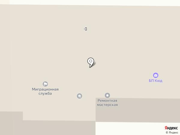 Ремонтная мастерская, ЧП Дудоладова О.Л. на карте Макеевки