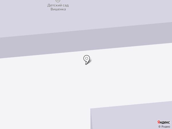 Детский сад №2 на карте Пушкино